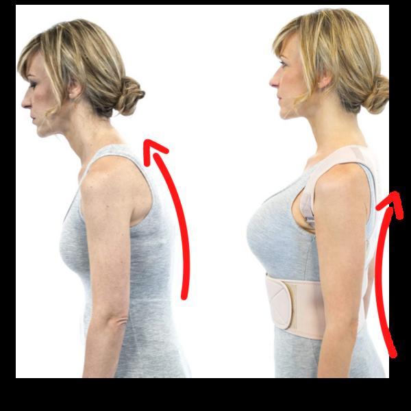 Corrector de Postura Magnetico InGood™
