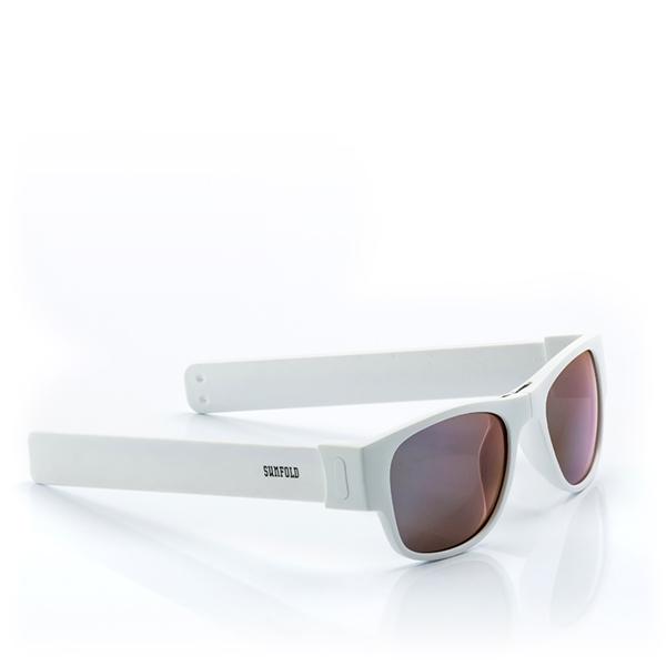 Gafas de sol enrollables Eternal - Blancas - 2X