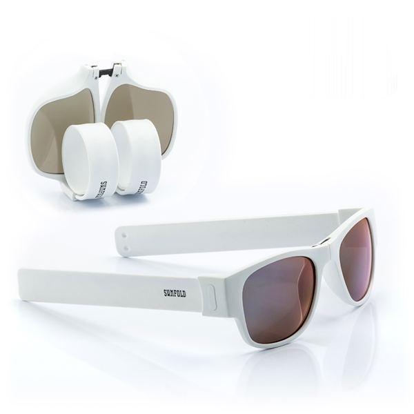 Gafas de Sol Enrollables Eternal White