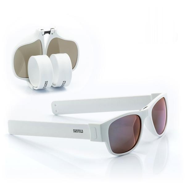 Gafas de sol enrollables Eternal - Blancas - 5X