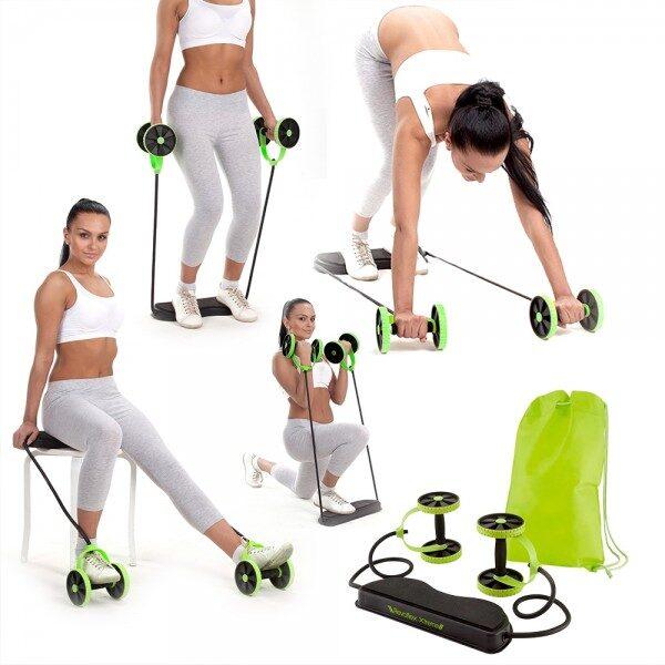 RetroFlex Gym Multi-Ejercicios en Casa